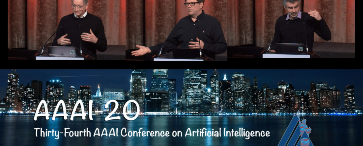 AAAI 2020 | What's Next for Deep Learning? Hinton, LeCun, and Bengio Share Their Visions