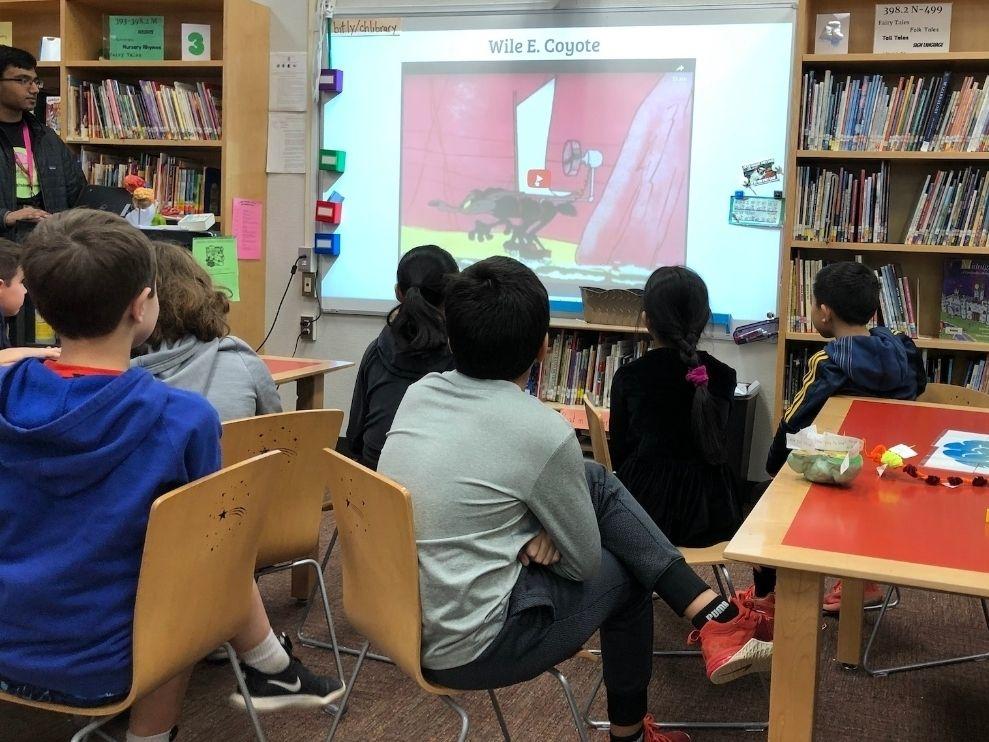 Ridge Graduate Boosts Brain Power At Cedar Hill School