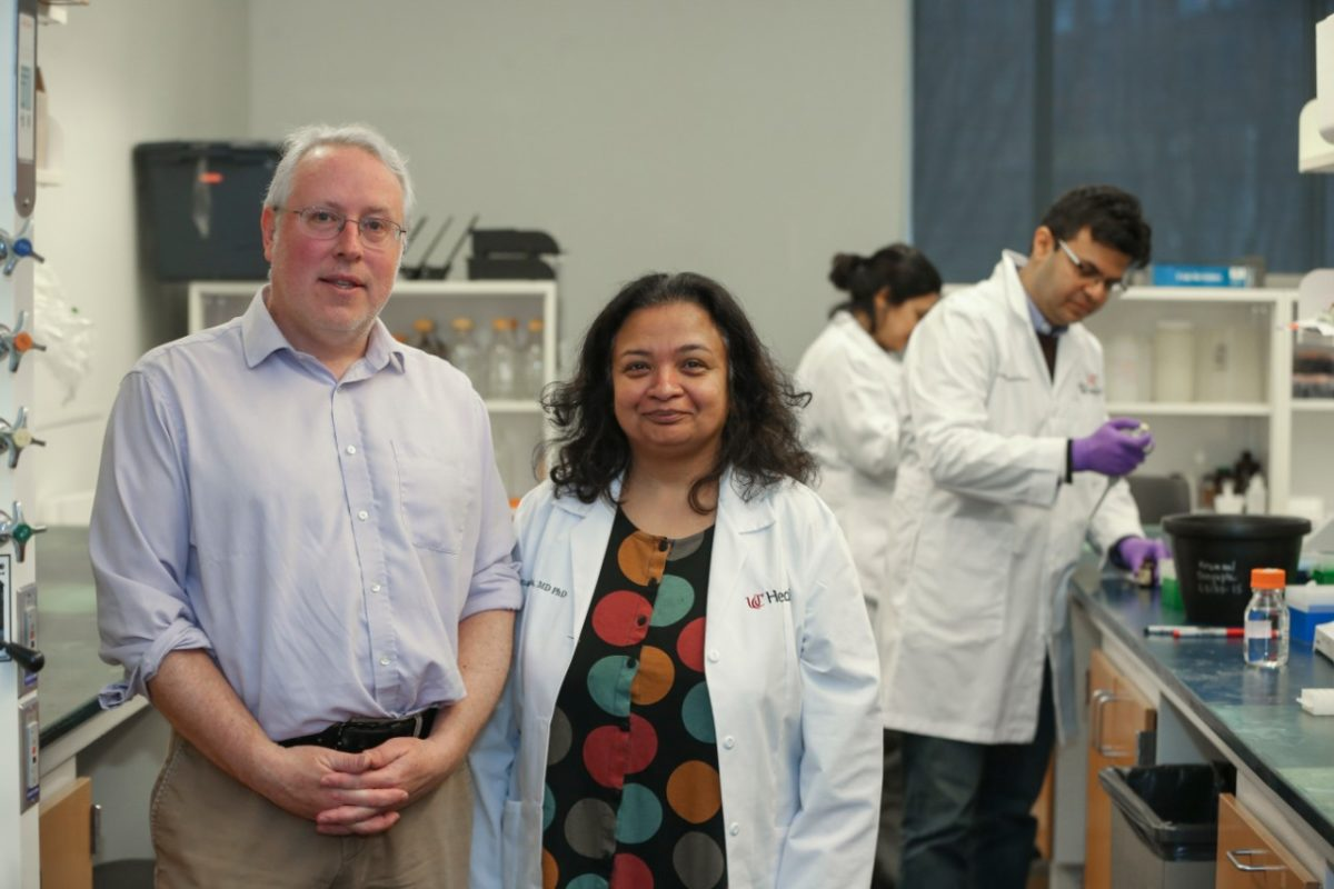 Breaching blood-brain barrier to treat tumors